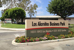 Los Alamitos Business Park